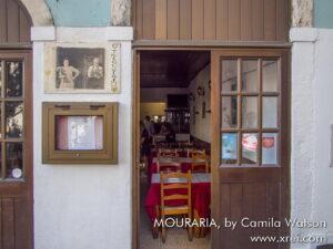 """Dona Laurinda and Dona Cila, from the restaurant """"OTrigueirinho"""", by Camila Watson"""