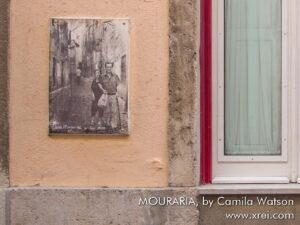 Dona Margarida and Mr. Mira, by Camila Watson