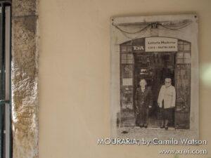Dona Prazeres and Dona Xica at Leitaria Moderna, by Camilla Watson