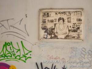 Dona Laurinda, by Camilla Watson