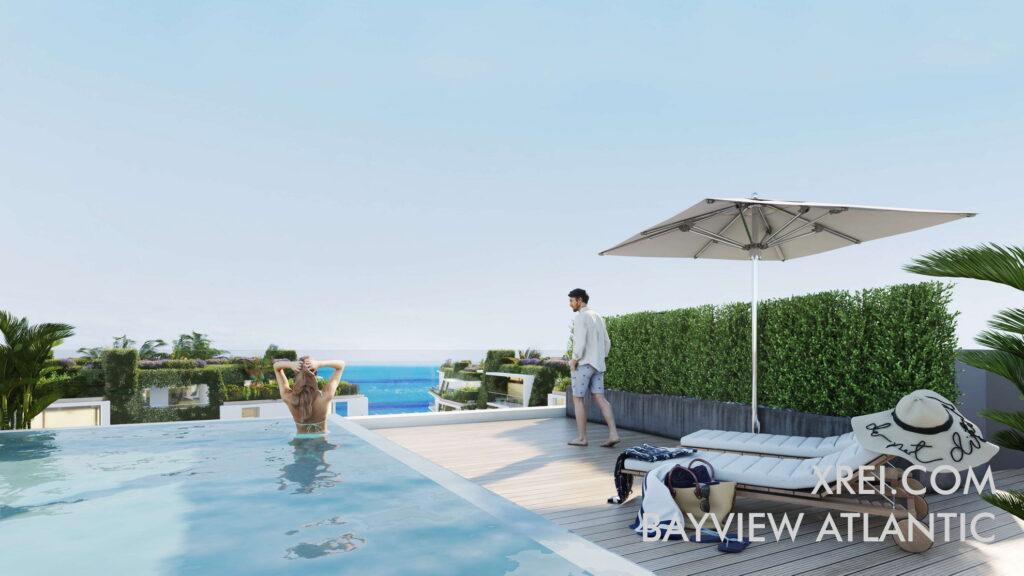 Bayview Atlantic, nuevos apartamentos a la venta en un edificio residencial ubicado en Centro Cascais • Cascais, Portugal