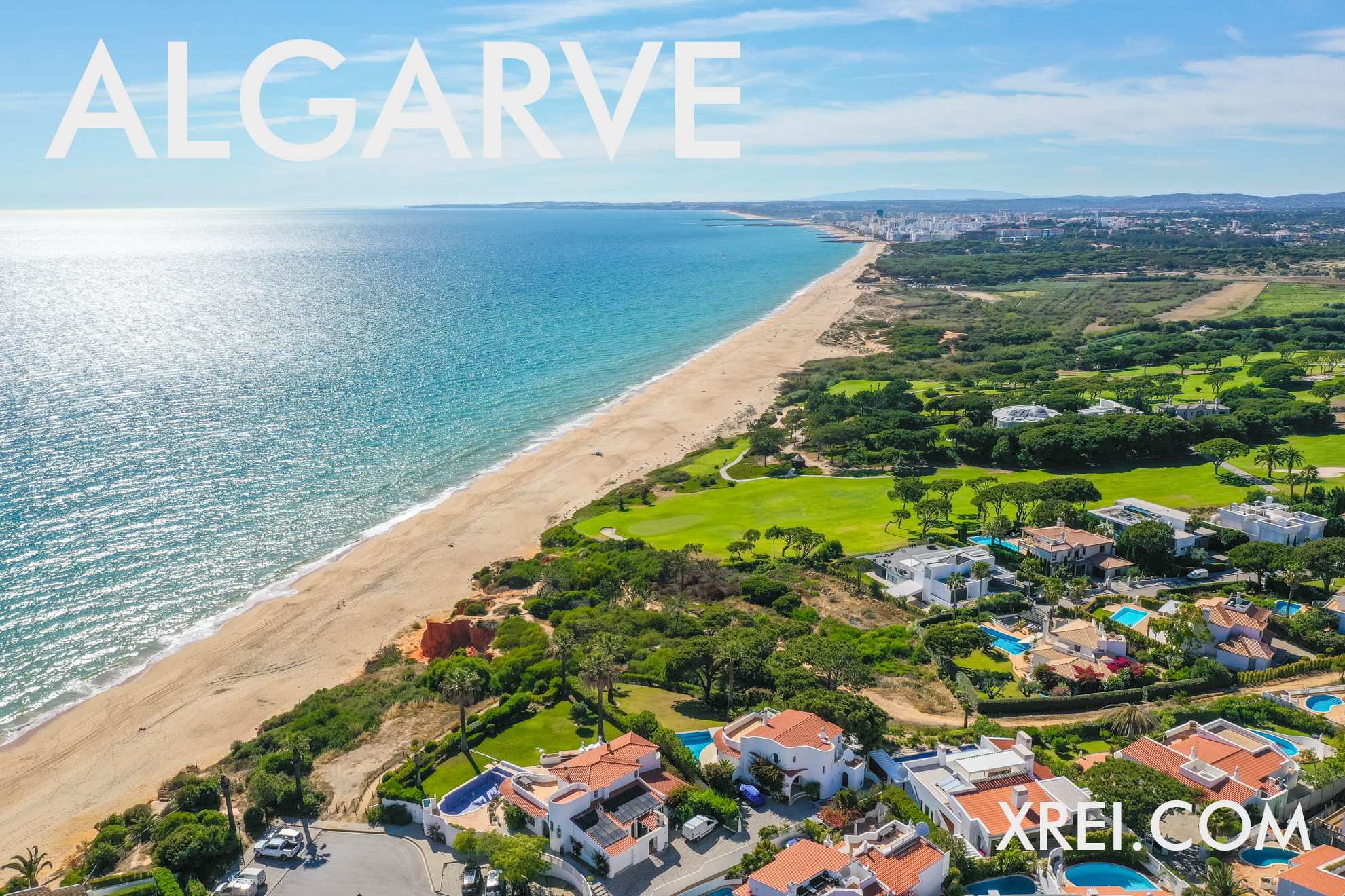 Algarve is the southern region of Portugal, with stable economic growth and good quality of life, known for its beaches, golf, tradition and asymmetry between fishing and agricultural villages ...