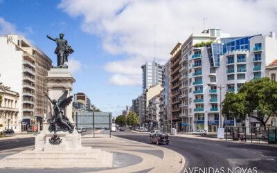Avenidas Novas, Lisbon