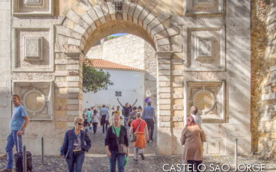 Castle District, Lisbon