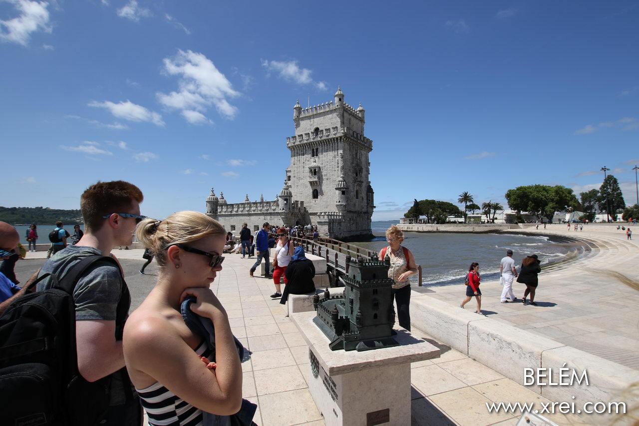 Torre de Belém (Torre de São Vicente) is one of the most visited monument in Lisbon, having been an old fortress, a prison and currently a cultural attraction with a lot of history to know, classified as World Heritage by Unesco