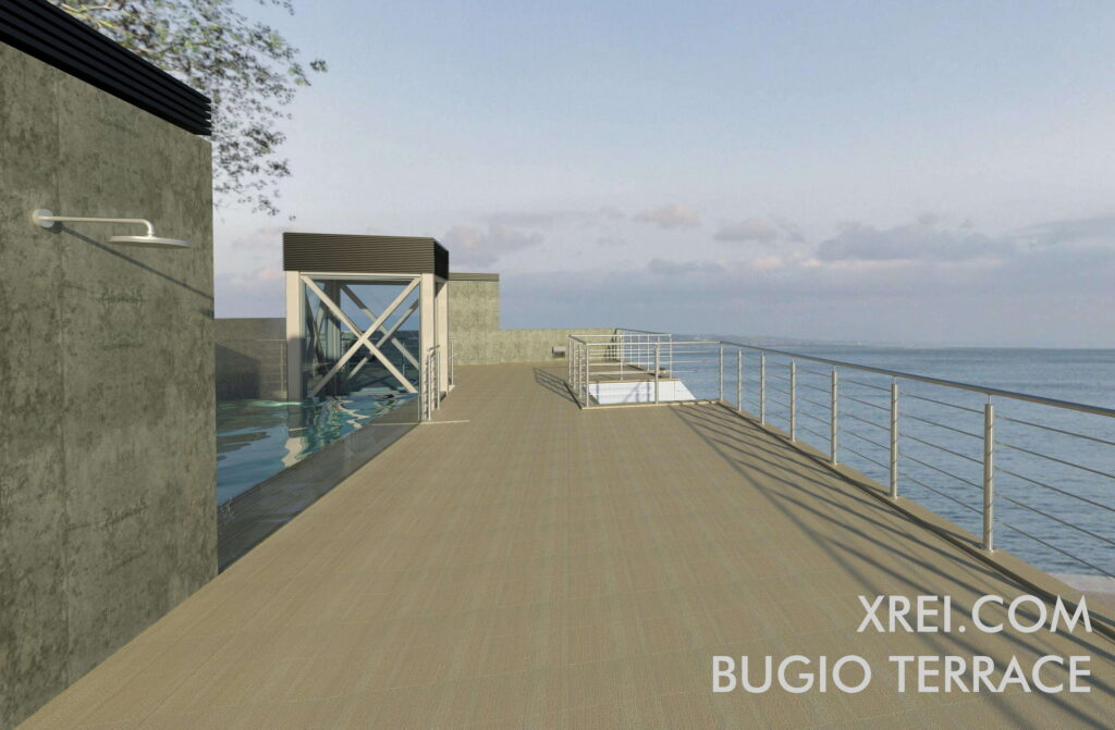 Bugio Terrace, new apartments for sale in a residential building located in Paço de Arcos • Oeiras, Portugal
