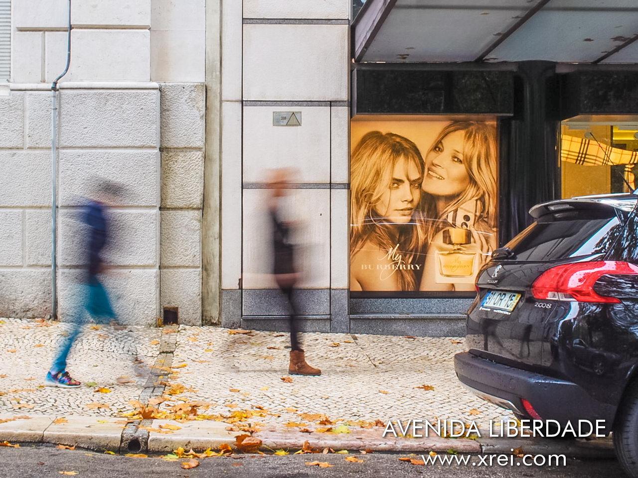 Burberry Avenida da Liberdade, Lisbon