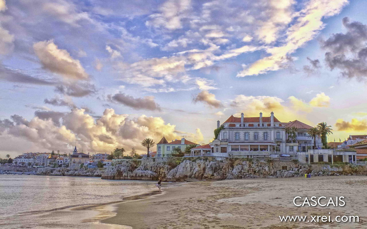 Cascais is a Portuguese village known for its exoticism, romanticism, glamor and charm, known for sport, and for a healthy and young lifestyle, considered by the City Brand Ranking in 2016 as the second best city to live, visit and do business in. Portugal