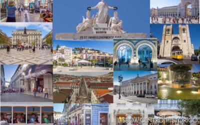 Lisbon historic center