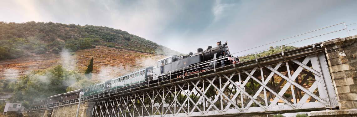 Historic Train Douro