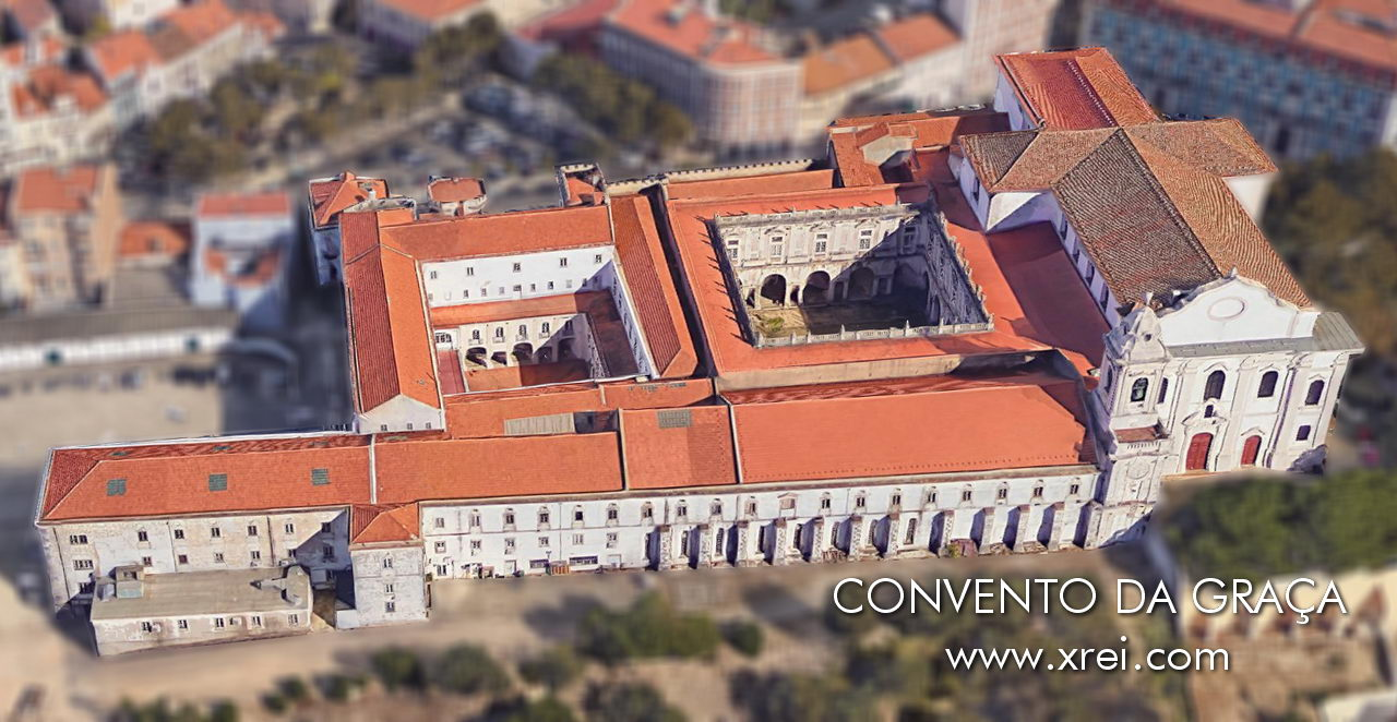 Graça Convent, a historic convent built in the 18th century on the site of an old convent dating from 1271 ... in 2019 the Graça convent was granted to a hotel group for the installation of a hotel with 120 rooms, with opening scheduled for the end of 2022.