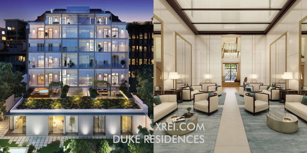 Duke Residences, new apartments for sale in a residential building located in Saldanha • Lisbon, Portugal