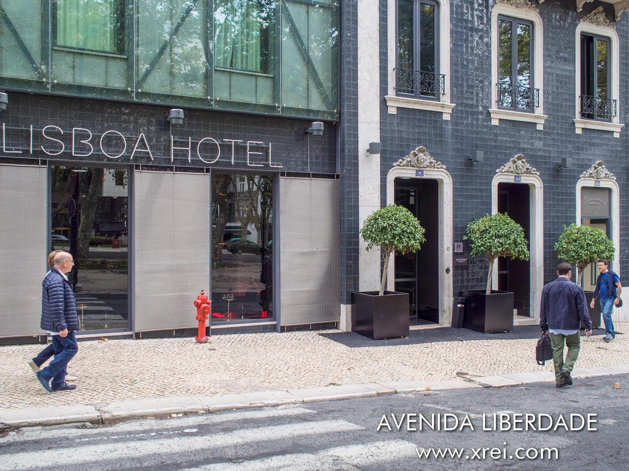 Hotel Lisboa Liberdade
