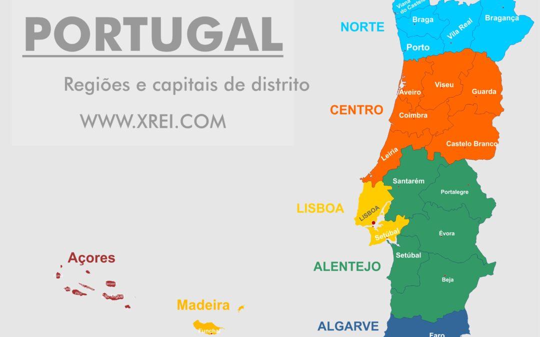 Regions of Portugal