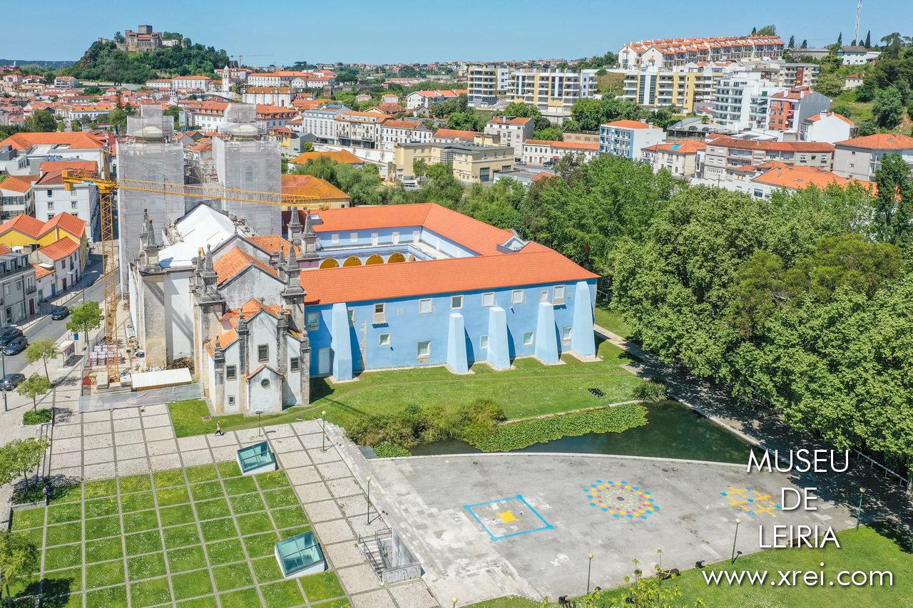 Leiria Museum and the Convent of Santo Agostinho (under construction)