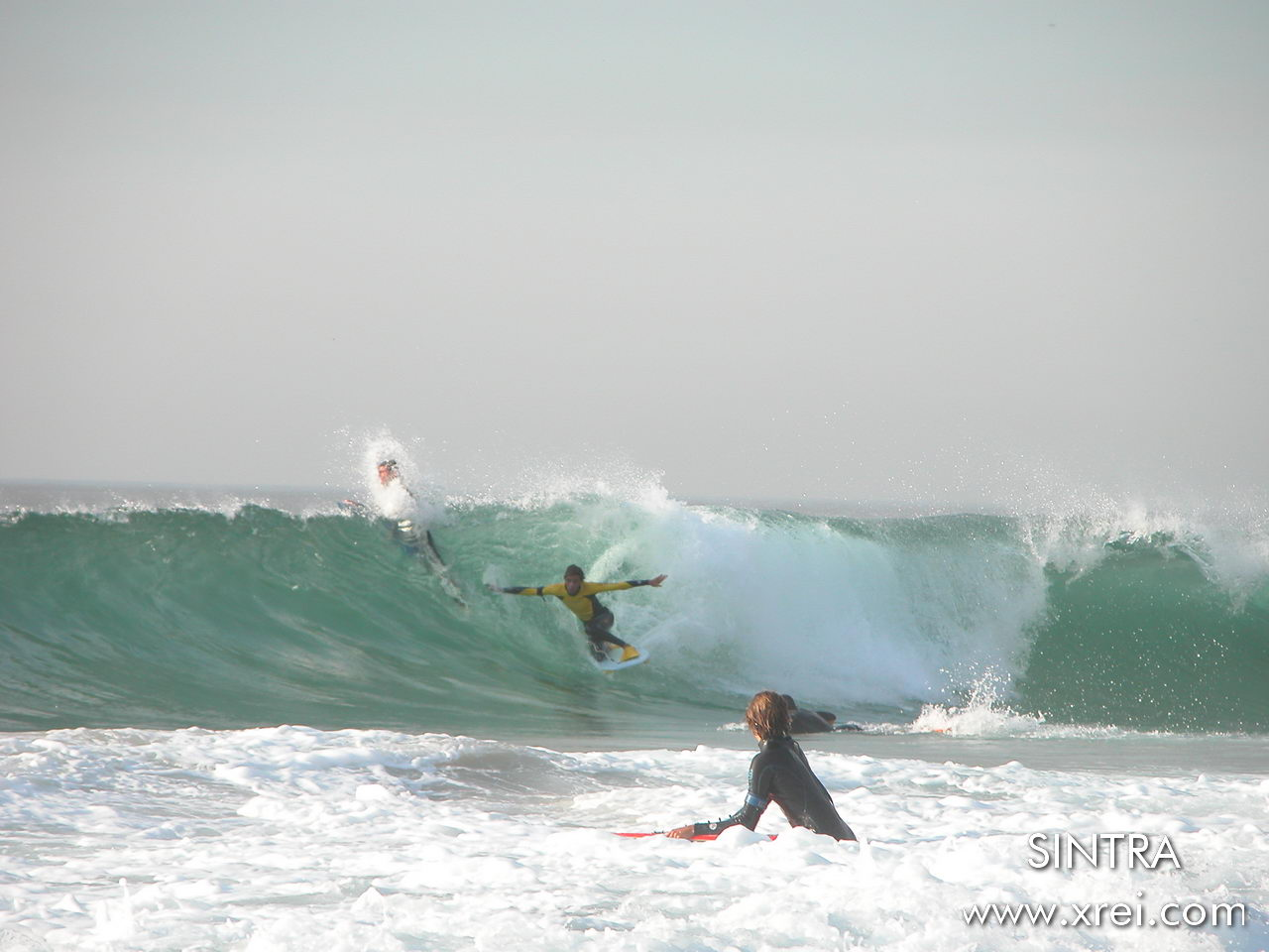 Praia Grande is a beach closer to Sintra, approximately 11 kilometers away. Praia Grande has good conditions for water sports, namely surfing and bodyboarding, hosting some of the stages of the surfing championships