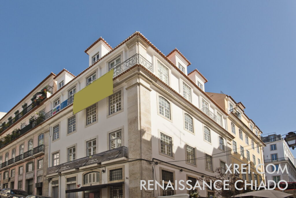 Renaissance Chiado Apartments, new apartments for sale in a residential building located in Chiado • Lisbon, Portugal