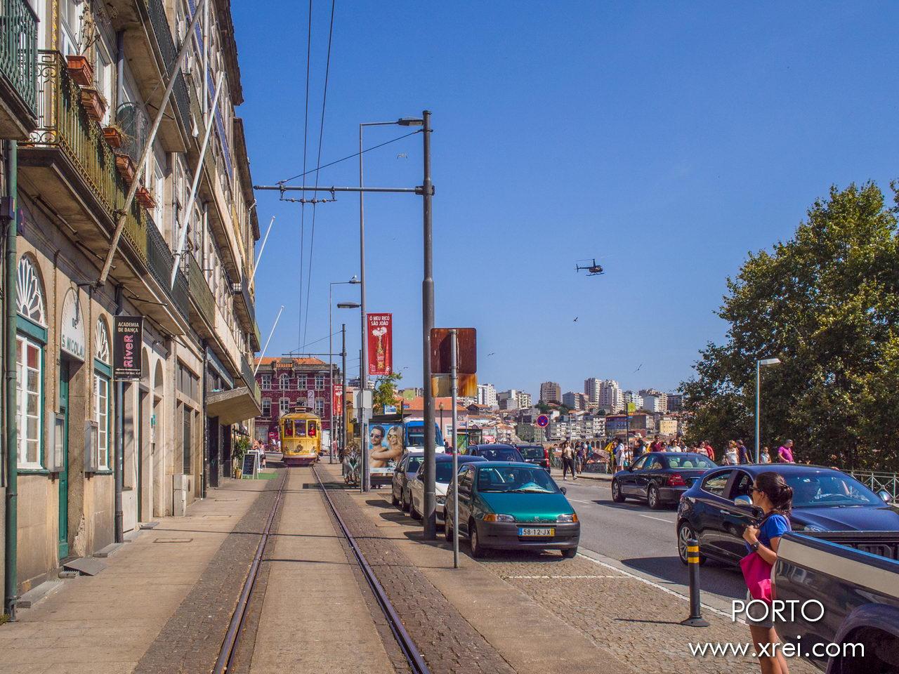 Rua da Alfândega, lugar de nacimiento de Dom Infante Henrique