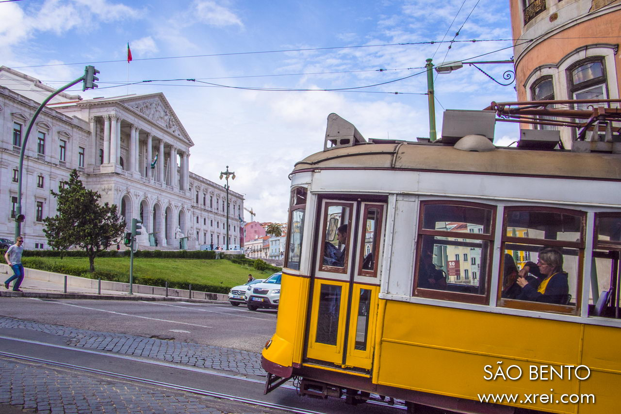 The São Bento neighborhood is a neighborhood in the center of Lisbon, the place where the Assembly of the Portuguese Republic is located