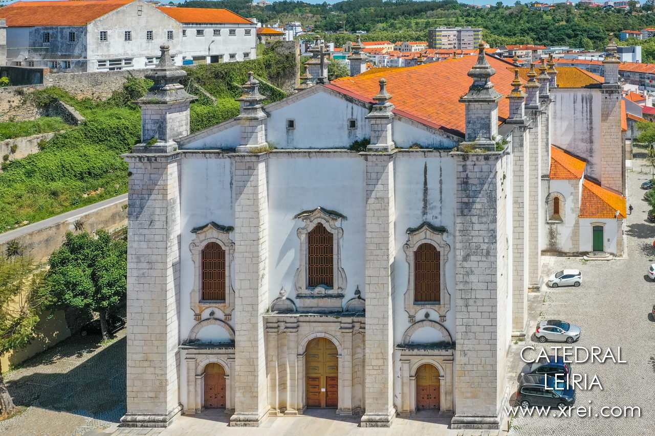 Cathedral of Leiria, Our Lady of the Immaculate Conception, of Joanine architecture built in the 16th century